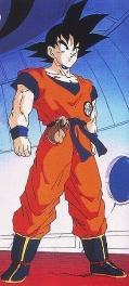 Black-haired Goku