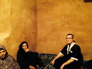 Visiting Khadra